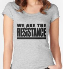 Indivisible Women's Equality March Tee Shirts Women's Fitted Scoop T-Shirt