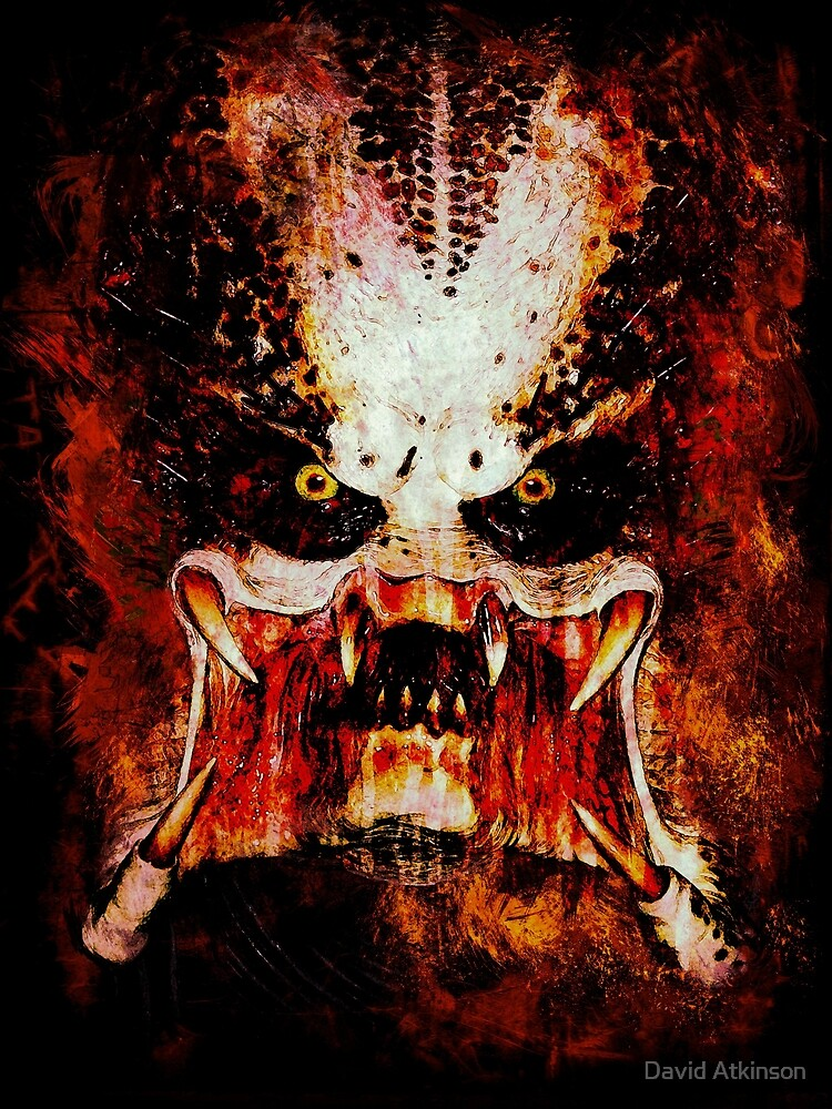 Predator by David Atkinson