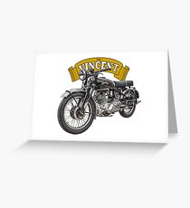 The Vincent Greeting Card