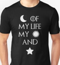 Moon of my life my sun and stars T-Shirt