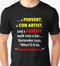 trump... a bad joke T-Shirt
