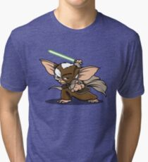 Camiseta de tejido mixto Maestro Mogwai