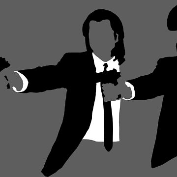 PULP FICTION by GobbleWobble