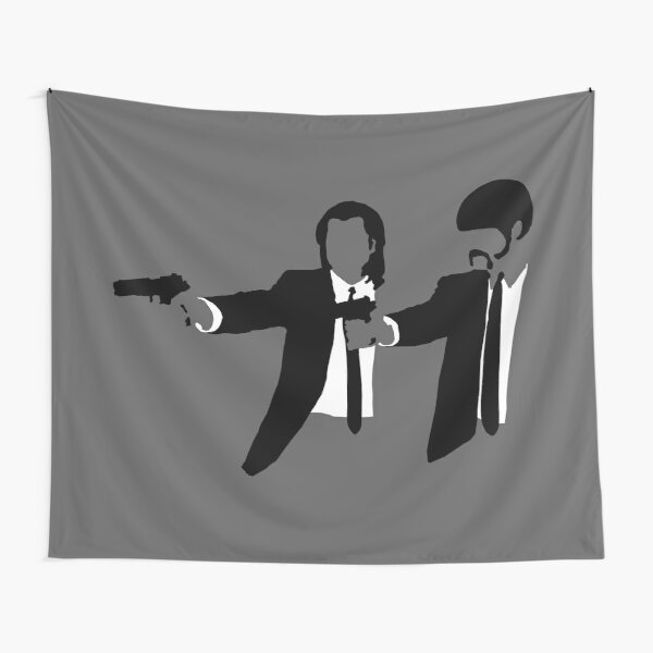 PULP FICTION Tapestry