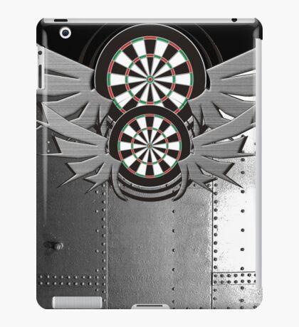 Flight Crew Darts Shirt iPad Case/Skin