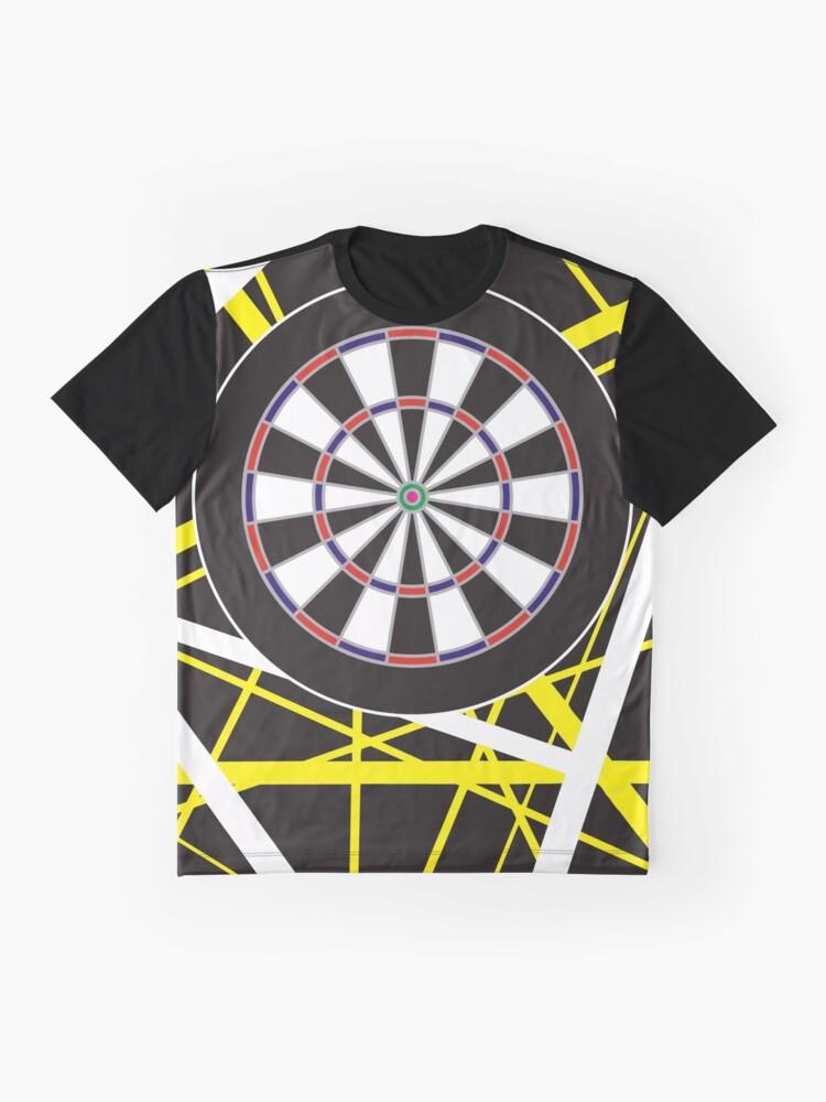 Alternate view of Rockin' Darts Shirt Graphic T-Shirt