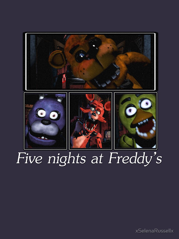 Five nights at Freddy's | Long Sleeve