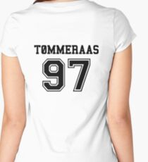 TOMMERAAS 97 Women's Fitted Scoop T-Shirt