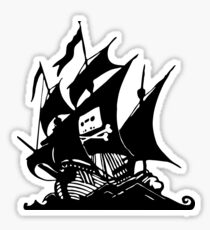 Pirate Bay Sticker