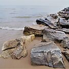 Rocks and Water by Graphxpro