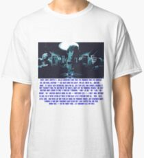 Doctor Who Pandorica Opens (Speech) Classic T-Shirt