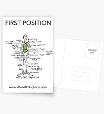 Notes on First Position Postcards