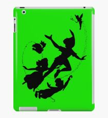 Off to neverland iPad Case/Skin