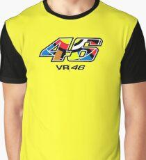 Valentino rossi  Graphic T-Shirt