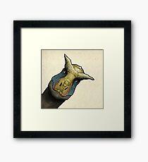 Carnotaurus Framed Print