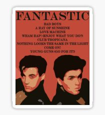 Wham Fantastic Sticker