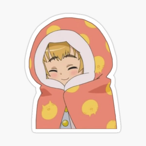 him smol Sticker