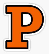 Princeton Tigers University Sticker