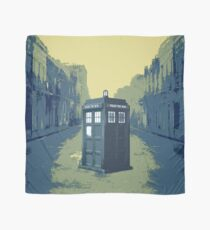 Tardis in the old town Scarf