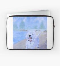 Enzo by the Lake Laptop Sleeve