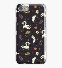 Swan Queen - Dark iPhone Case/Skin