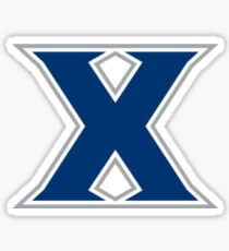 Xavier Musketeers Sticker