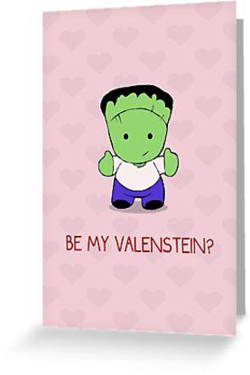 Be My Valenstein? by ToruandMidori