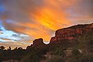 Sunrise Over Sedona by photosbyflood