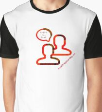 PrEP? no, TasP Graphic T-Shirt