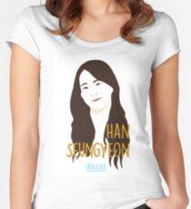 KARA Seungyeon Women's Fitted Scoop T-Shirt