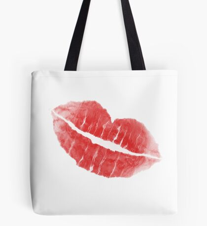Kiss Me by Julie  Everhart Tote Bag