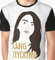 KARA Jiyoung Graphic T-Shirt