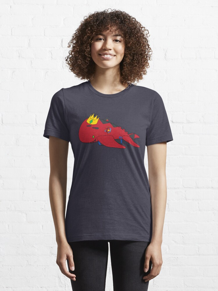 Alternate view of Zoids Whale King  Essential T-Shirt
