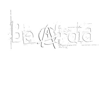Be Afraid - Anarchy.  (Plain) by strawberrymouse