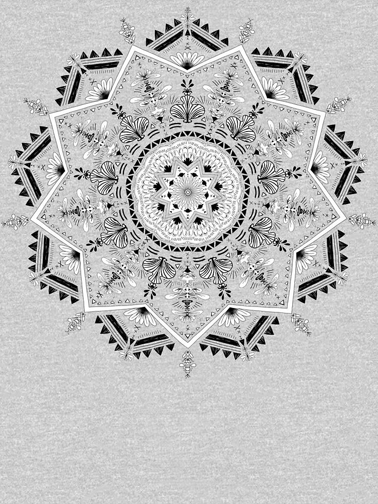 """stern mandala"" tshirt von biancagreen  redbubble"