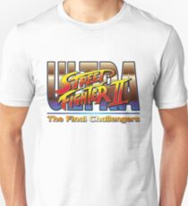 Ultra Street Fighter 2 The Final Challengers T-Shirt