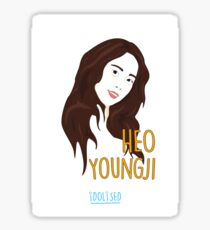 KARA Youngji Sticker