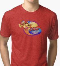 Doublemeat Palace! Tri-blend T-Shirt
