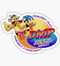 Doublemeat Palace! Sticker