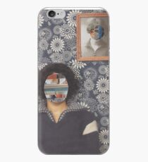Mirrored on Wall iPhone Case