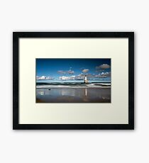 Rattray Head Lighthouse Framed Print