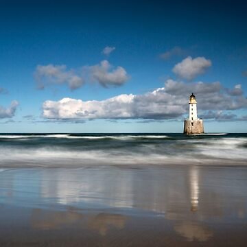 Rattray Head Lighthouse by auroraepc