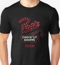 Camiseta ajustada Riverdale - Pop's Chock'lit Shoppe