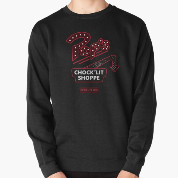 Riverdale - Pop's Chock'lit Shoppe Pullover Sweatshirt