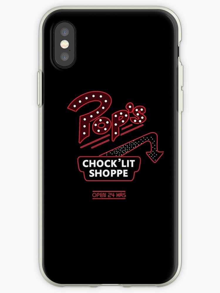 «Riverdale - Pop's Chock'lit Shoppe» de BadCatDesigns
