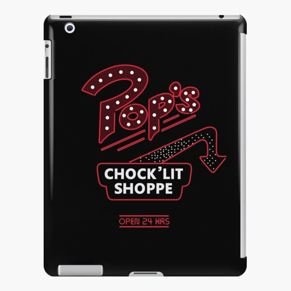 Riverdale - Pop's Chock'lit Shoppe iPad Snap Case