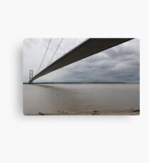 Humber Bridge Canvas Print