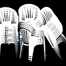 The Unused Chairs by PictureNZ
