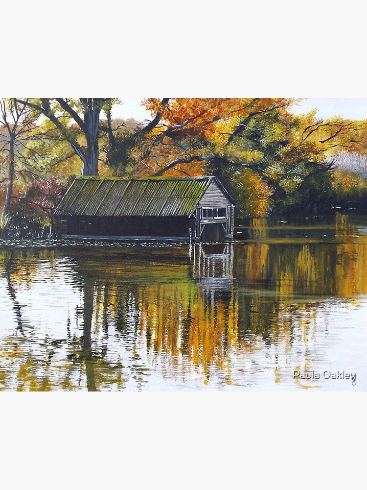 The Boat Shed by POak