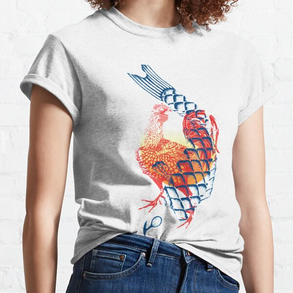 Carp and Cockrel Classic T-Shirt